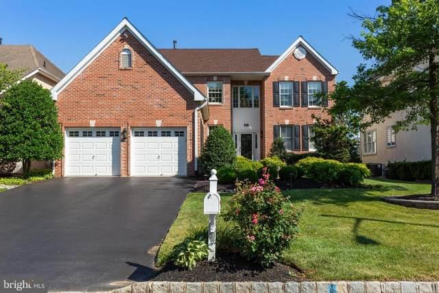 207 Laurel Creek Boulevard, MOORESTOWN, NJ 08057 (#NJBL375580) :: Holloway Real Estate Group