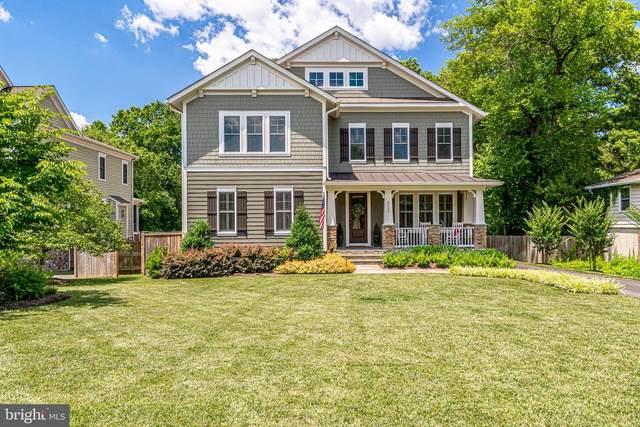 8720 Plymouth Road, ALEXANDRIA, VA 22308 (#VAFX1137686) :: Dart Homes