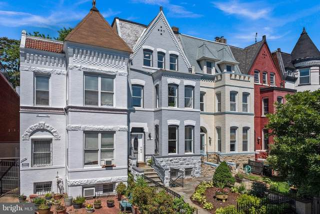 3408 13TH Street NW, WASHINGTON, DC 20010 (#DCDC474844) :: Network Realty Group