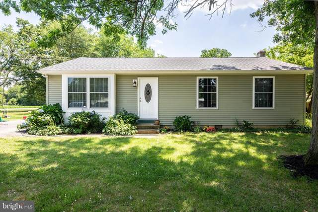 1392 Parvin Mill Road, PITTSGROVE, NJ 08318 (#NJSA138512) :: Premier Property Group