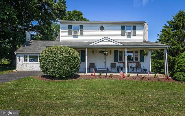334 Zeiber Road, SPRING CITY, PA 19475 (#PACT509748) :: Bob Lucido Team of Keller Williams Integrity