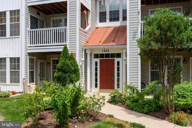 1605 Berry Rose Court 3 3A, FREDERICK, MD 21701 (#MDFR266546) :: Ultimate Selling Team