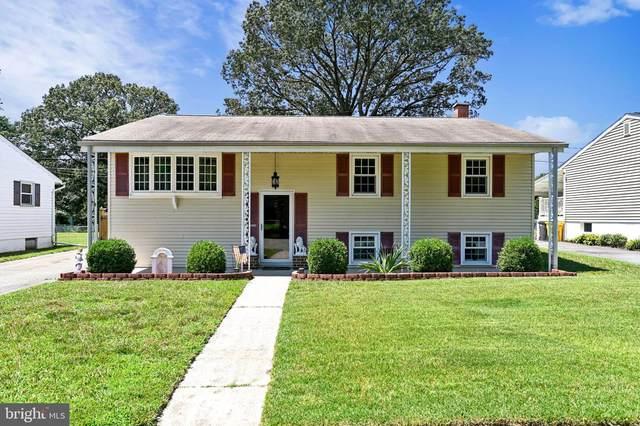 1510 Charles Avenue, GLEN BURNIE, MD 21061 (#MDAA438580) :: John Smith Real Estate Group