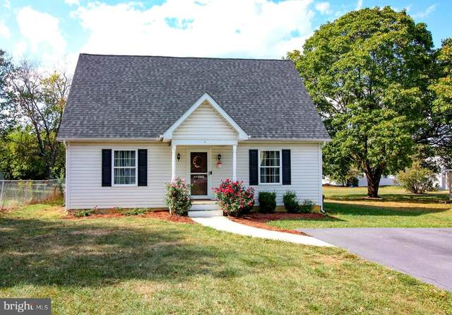 2933 Second Street, WINCHESTER, VA 22601 (#VAWI114692) :: The MD Home Team