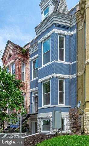411 P Street NW #3, WASHINGTON, DC 20001 (#DCDC474886) :: Network Realty Group