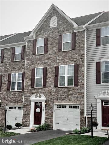 109 Trout Lily Drive, LAKE FREDERICK, VA 22630 (#VAFV158334) :: The Miller Team