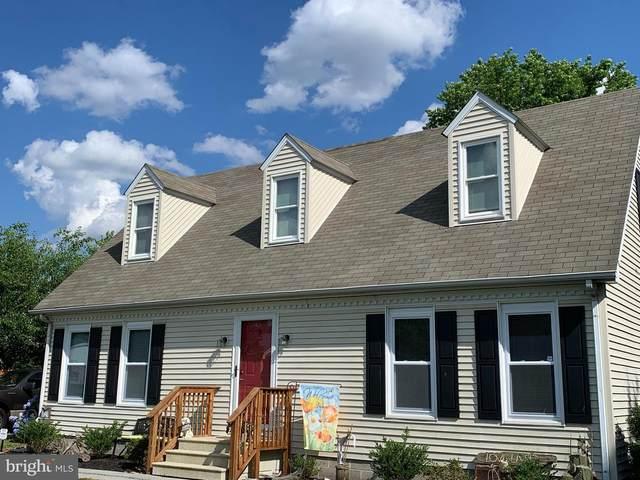 2 Greenridge Avenue, RIDGELY, MD 21660 (#MDCM124182) :: Atlantic Shores Sotheby's International Realty