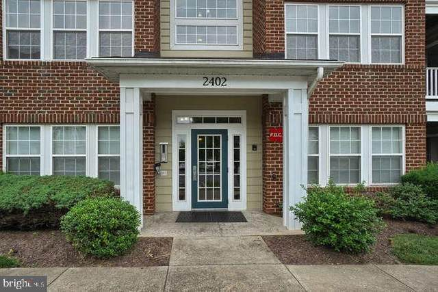 2402 Dominion Drive 3C, FREDERICK, MD 21702 (#MDFR266566) :: The Putnam Group