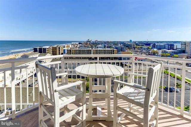 2 48TH Street 801 GATEWAY GRA, OCEAN CITY, MD 21842 (#MDWO114752) :: RE/MAX Coast and Country