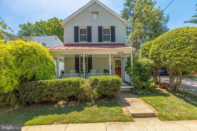 2608 2ND Street S, ARLINGTON, VA 22204 (#VAAR165098) :: Network Realty Group