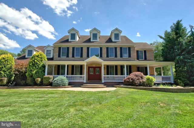 6 Deerfield Trail, MONMOUTH JUNCTION, NJ 08852 (#NJMX124352) :: REMAX Horizons