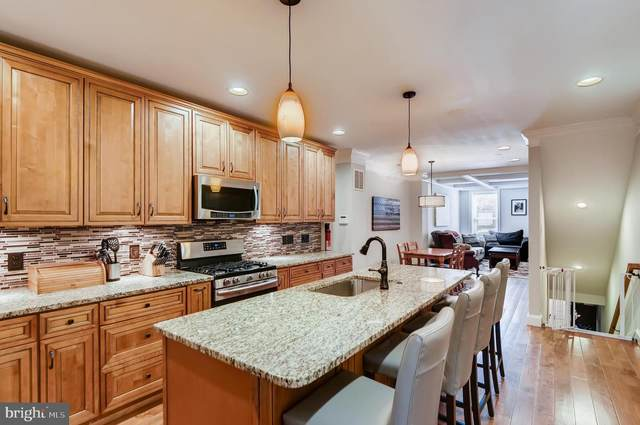 3216 Foster Avenue, BALTIMORE, MD 21224 (#MDBA515204) :: Larson Fine Properties