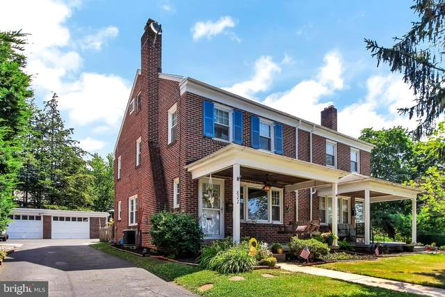 822 Fountain Avenue, LANCASTER, PA 17601 (#PALA165638) :: The Craig Hartranft Team, Berkshire Hathaway Homesale Realty