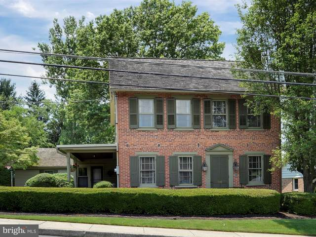 210 Main Street, AKRON, PA 17501 (#PALA165640) :: The Craig Hartranft Team, Berkshire Hathaway Homesale Realty