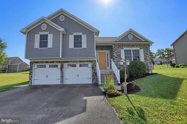 12 Feather Drive, SHIPPENSBURG, PA 17257 (#PACB125066) :: The Craig Hartranft Team, Berkshire Hathaway Homesale Realty