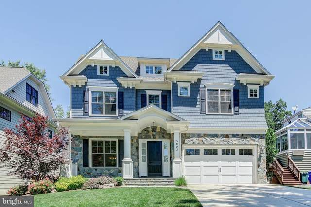 5603 Mckinley Street, BETHESDA, MD 20817 (#MDMC713972) :: The Matt Lenza Real Estate Team
