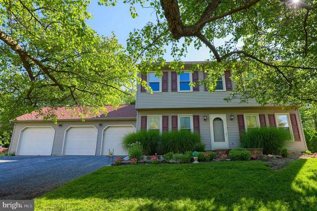 135 Ridings Way, LANCASTER, PA 17601 (#PALA165656) :: The Heather Neidlinger Team With Berkshire Hathaway HomeServices Homesale Realty