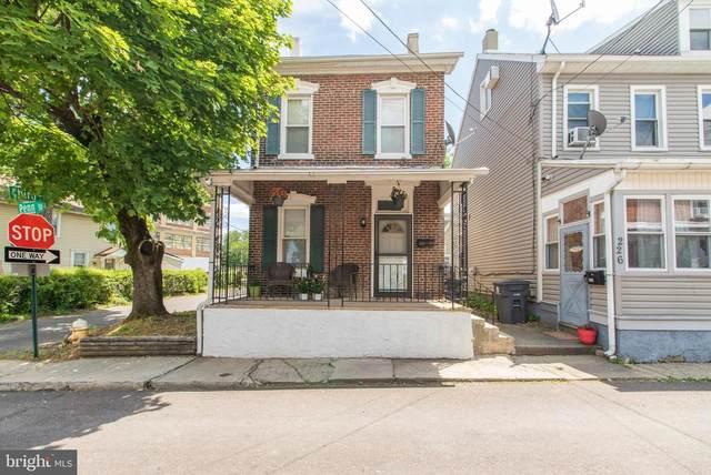 228 N Penn Street, POTTSTOWN, PA 19464 (#PAMC654314) :: Larson Fine Properties