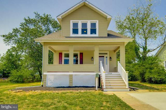 5928 Marluth Avenue, BALTIMORE, MD 21206 (#MDBA515224) :: Blackwell Real Estate