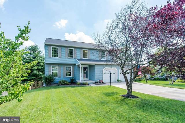 6119 Arrowwood Court, HANOVER, MD 21076 (#MDHW281558) :: John Smith Real Estate Group