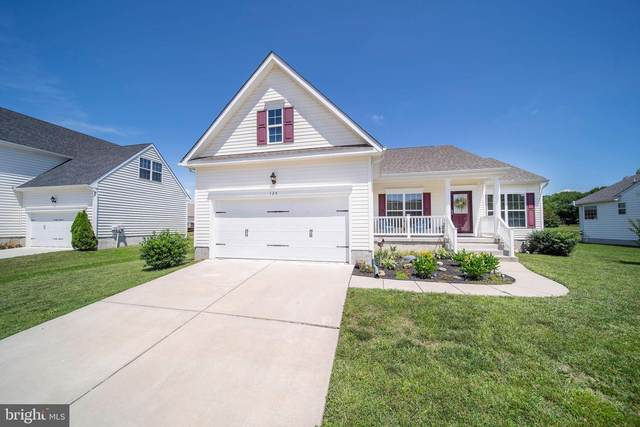 124 Bur Oak Drive, SMYRNA, DE 19977 (#DEKT239624) :: Atlantic Shores Sotheby's International Realty