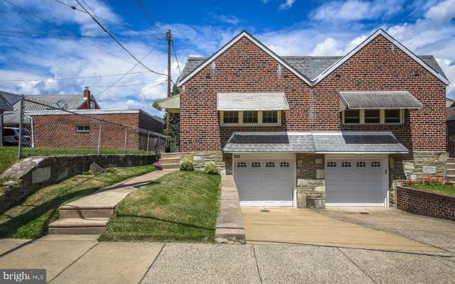 911 Kendrick Street, PHILADELPHIA, PA 19111 (#PAPH909316) :: Shamrock Realty Group, Inc