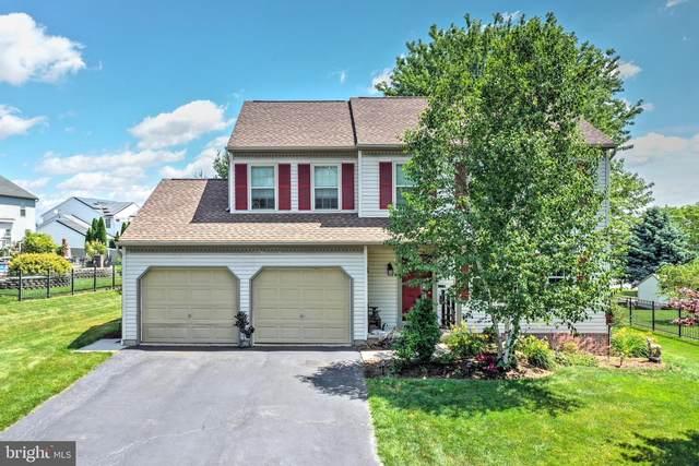 105 Nina Drive, YORK, PA 17402 (#PAYK140532) :: The Joy Daniels Real Estate Group