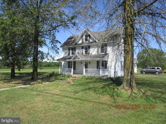 14458 Pepperbox Road, DELMAR, DE 19940 (#DESU163642) :: RE/MAX Coast and Country