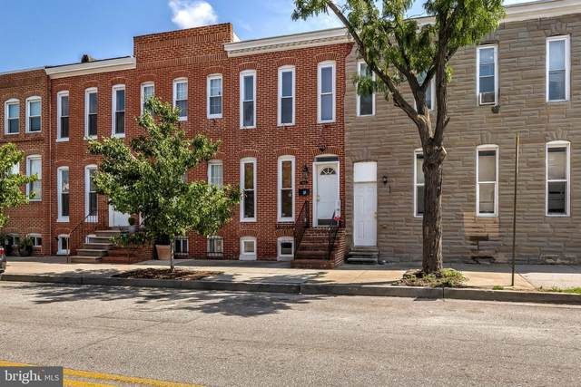 1102 W Cross Street, BALTIMORE, MD 21230 (#MDBA515238) :: The Miller Team