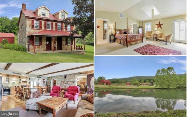 7160 Little Cove Road, MERCERSBURG, PA 17236 (#PAFL173524) :: The Licata Group/Keller Williams Realty