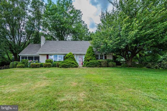 1580 Baltimore Road, DILLSBURG, PA 17019 (#PAYK140546) :: The Heather Neidlinger Team With Berkshire Hathaway HomeServices Homesale Realty