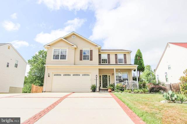 6423 Oxbow Court, WOODBRIDGE, VA 22193 (#VAPW498382) :: AJ Team Realty