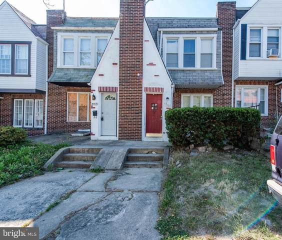 4411 Asbury Avenue, BALTIMORE, MD 21206 (#MDBA515242) :: Bob Lucido Team of Keller Williams Integrity