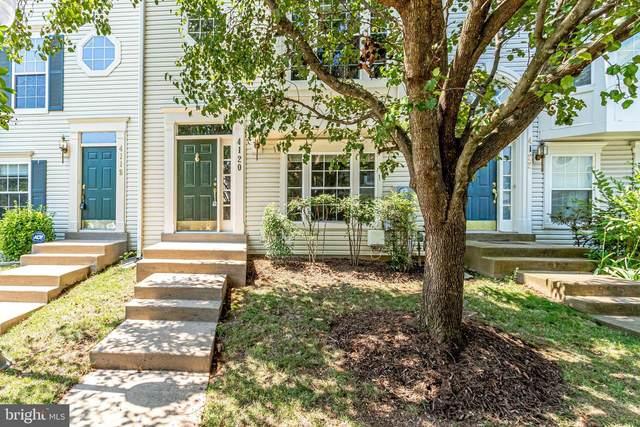 4120 Fountainside Lane, FAIRFAX, VA 22030 (#VAFX1137954) :: The Licata Group/Keller Williams Realty