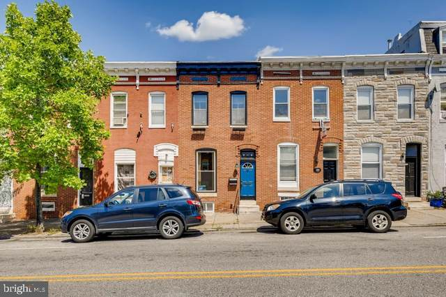 141 N Patterson Park Avenue, BALTIMORE, MD 21231 (#MDBA515246) :: Larson Fine Properties