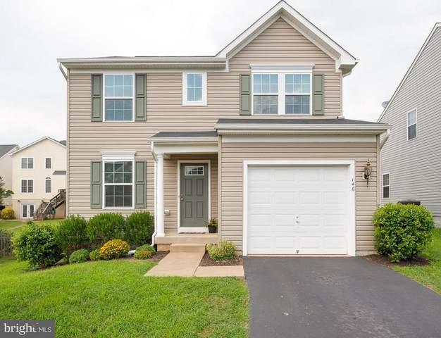 146 Queen Victoria Street, CULPEPER, VA 22701 (#VACU141826) :: A Magnolia Home Team
