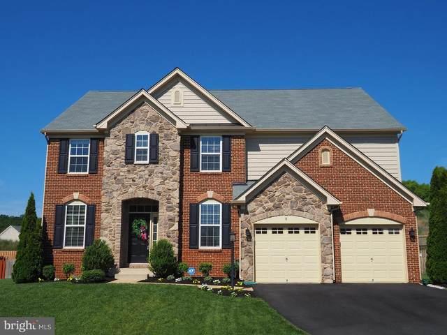 8 Bradbury Way, STAFFORD, VA 22554 (#VAST223366) :: Radiant Home Group