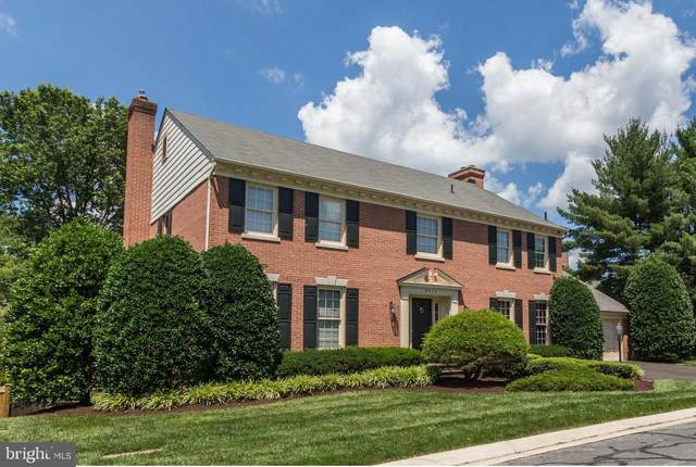 9513 Fox Hollow Drive, POTOMAC, MD 20854 (#MDMC714016) :: AJ Team Realty
