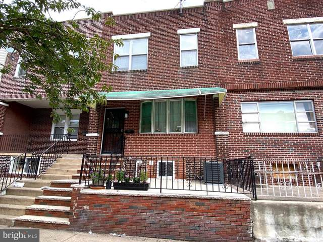1611 S 28TH Street, PHILADELPHIA, PA 19145 (#PAPH909410) :: Shamrock Realty Group, Inc