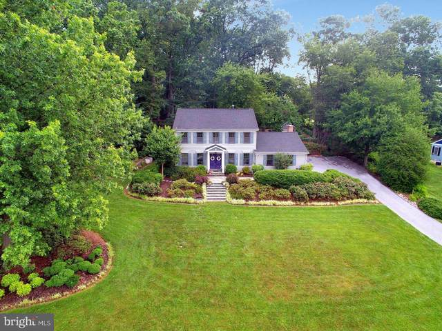 10095 Dudley Drive, IJAMSVILLE, MD 21754 (#MDFR266592) :: Colgan Real Estate