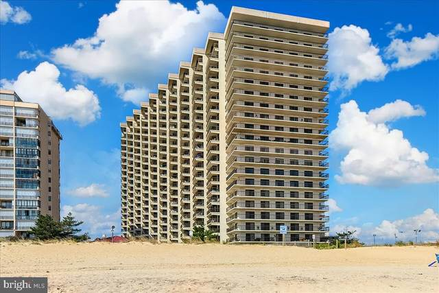 11500 Coastal Highway #708, OCEAN CITY, MD 21842 (#MDWO114760) :: ExecuHome Realty