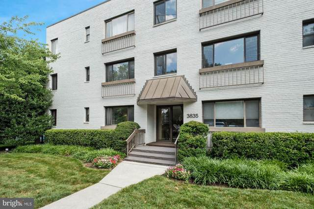 3835 Davis Place NW #1, WASHINGTON, DC 20007 (#DCDC474980) :: The Dailey Group