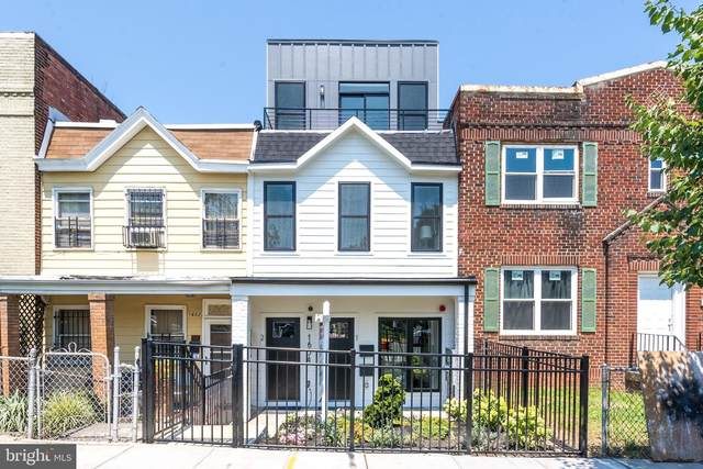 1654 Montello Avenue NE #2, WASHINGTON, DC 20002 (#DCDC474982) :: LoCoMusings