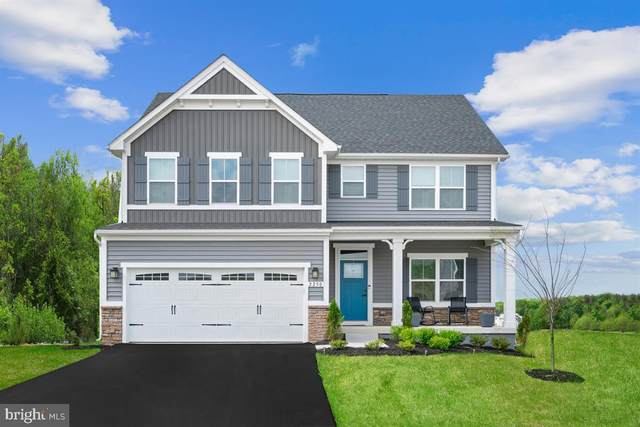 11062 Emerald Crown Drive, MONROVIA, MD 21770 (#MDFR266596) :: Colgan Real Estate
