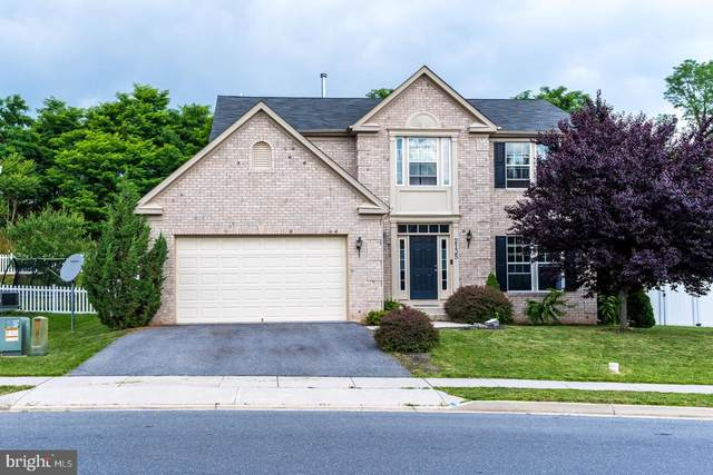 2135 Infantry Drive, FREDERICK, MD 21702 (#MDFR266598) :: Network Realty Group
