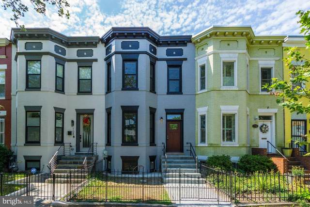 110 Q Street NW, WASHINGTON, DC 20001 (#DCDC474986) :: The Licata Group/Keller Williams Realty