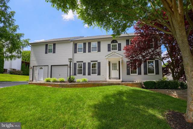 45 Chapelwood Drive, YORK, PA 17402 (#PAYK140580) :: Flinchbaugh & Associates