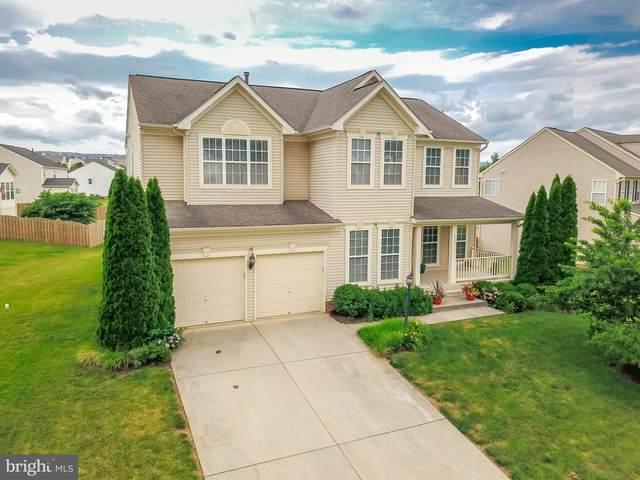 432 Rubens Circle, MARTINSBURG, WV 25403 (#WVBE178208) :: Arlington Realty, Inc.