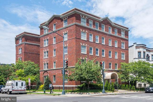 3500 13TH Street NW #304, WASHINGTON, DC 20010 (#DCDC475000) :: Network Realty Group