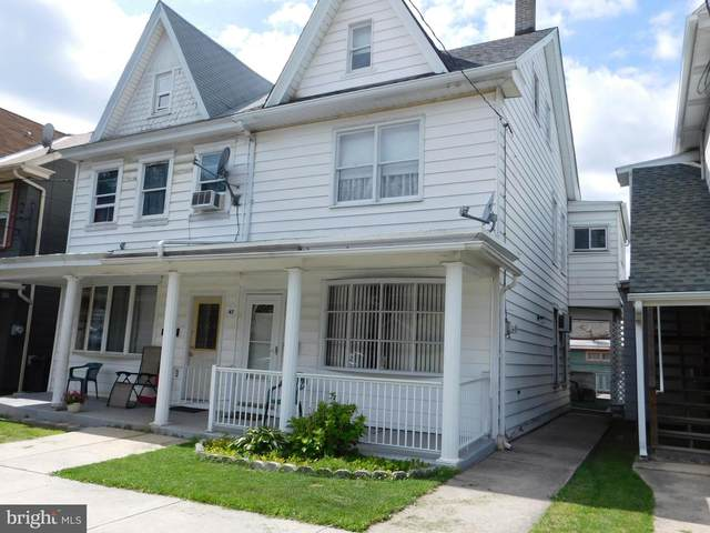 449 Hazle Street, TAMAQUA, PA 18252 (#PASK131242) :: TeamPete Realty Services, Inc